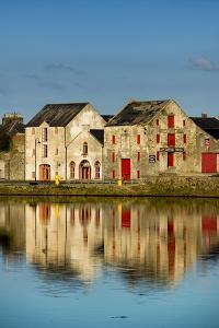 Town of Ramelton in County Donegal, Ireland by Chris Hill