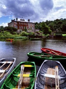 Westport House in County Mayo by Chris Hill