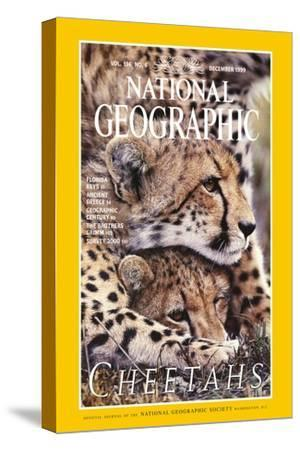 Cover of the December, 1999 National Geographic Magazine