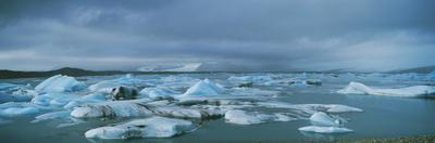 Icebergs by Chris Madeley