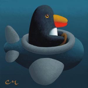 Penguin by Chris Miles