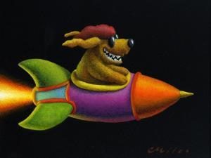 Rocket Dog by Chris Miles