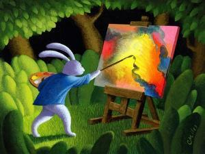 The Artist by Chris Miles