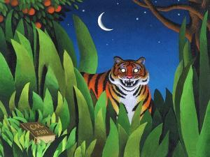 Tiger Tyger by Chris Miles