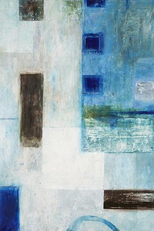 Blue City Blocks