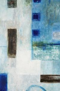 Blue City Blocks by Chris Mills
