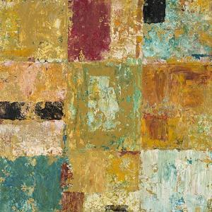 Textured Canvas 1 by Chris Mills