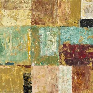Textured Canvas 2 by Chris Mills