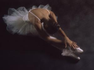Ballet Dancer by Chris Minerva