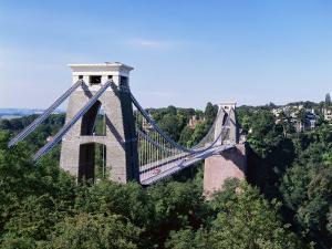 Clifton Suspension Bridge, Bristol, Avon, England, United Kingdom by Chris Nicholson