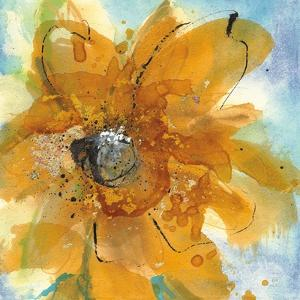 Amber Gold II by Chris Paschke