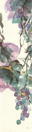 Amethyst Grape Panel II by Chris Paschke