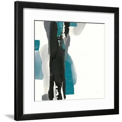 Black and Teal II by Chris Paschke