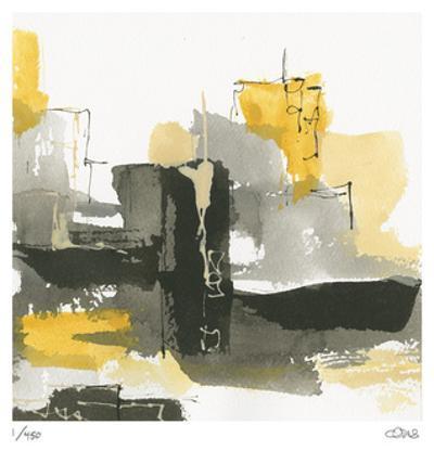 City Grey III by Chris Paschke