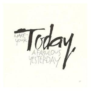 Daily Saying I by Chris Paschke