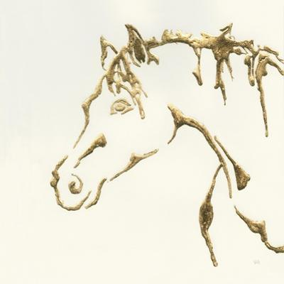 Gilded Cowpony by Chris Paschke