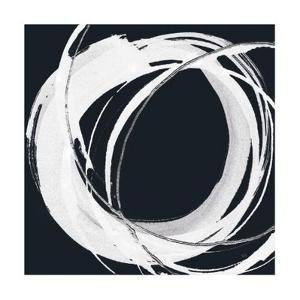 Gilded Enso I BW by Chris Paschke