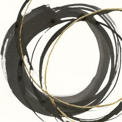 Gilded Enso I by Chris Paschke