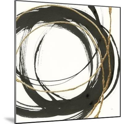 Gilded Enso II by Chris Paschke
