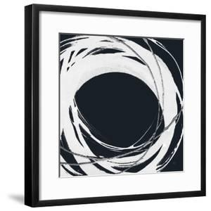 Gilded Enso III BW by Chris Paschke