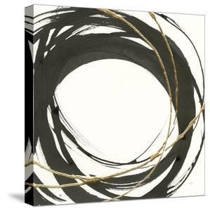 Gilded Enso III by Chris Paschke
