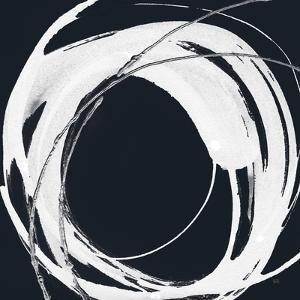 Gilded Enso IV BW by Chris Paschke