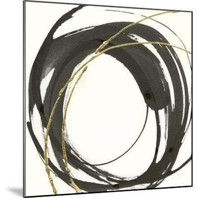 Gilded Enso IV by Chris Paschke