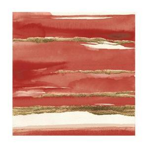 Gilded Red II by Chris Paschke