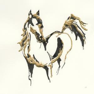 Golden Horse VII by Chris Paschke