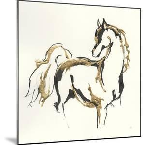 Golden Horse VIII by Chris Paschke