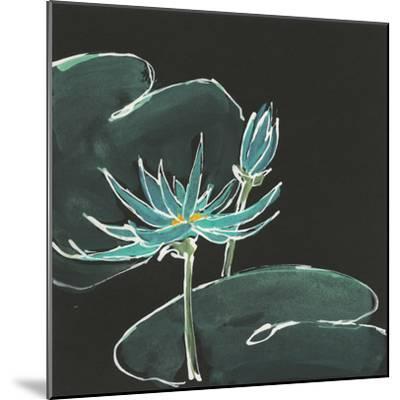 Lily on Black IV by Chris Paschke