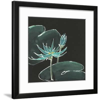 Lily on Black IV by Chris Paschke