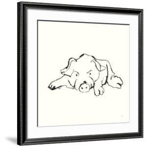 Line Pig I by Chris Paschke