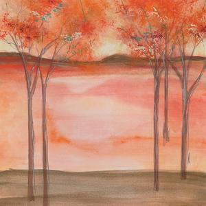 Mountain Meadow II by Chris Paschke
