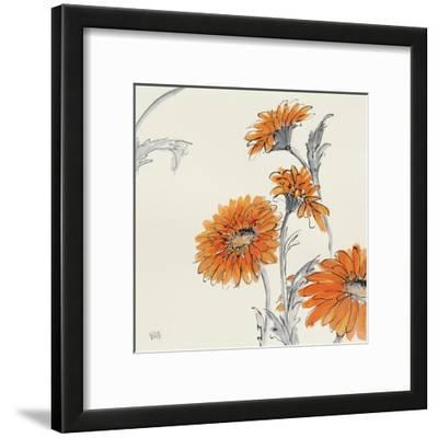 Orange Gerbera I by Chris Paschke