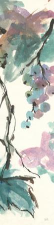 Pastel Grape Panel II by Chris Paschke