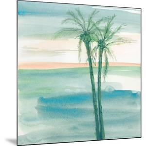 Peaceful Dusk II Tropical by Chris Paschke