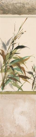 Scrolled Textural Grass IV by Chris Paschke