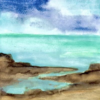 Shore Vii by Chris Paschke