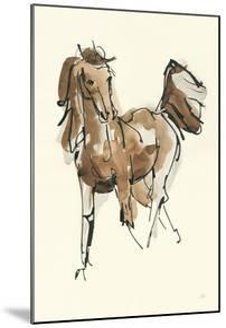 Sketchy Horse VI by Chris Paschke
