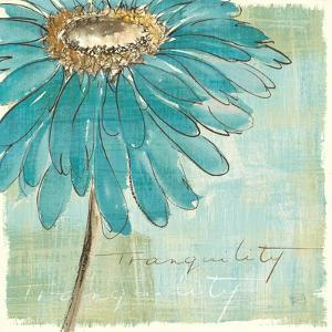 Spa Daisies III by Chris Paschke