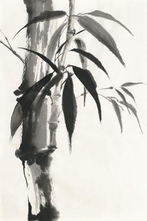 Sumi Bamboo by Chris Paschke
