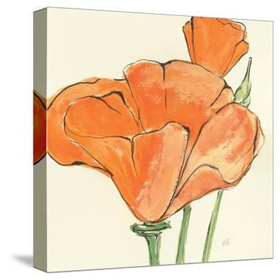 Sunshine Poppy IV by Chris Paschke
