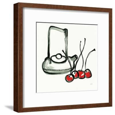 Tea and Cherries by Chris Paschke
