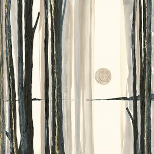 Through the Trees IV by Chris Paschke