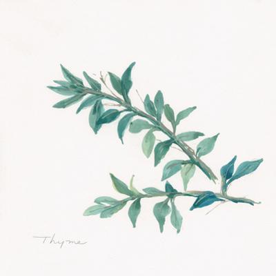 Thyme by Chris Paschke