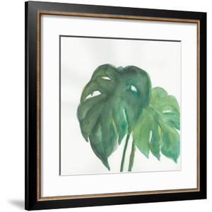 Tropical Palm II by Chris Paschke