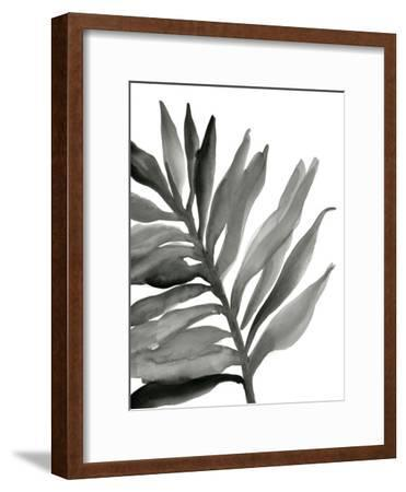Tropical Palm III BW by Chris Paschke
