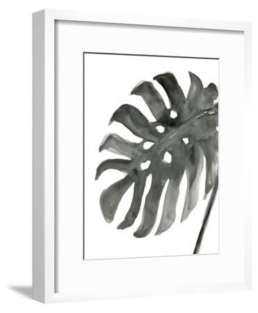 Tropical Palm IV BW by Chris Paschke