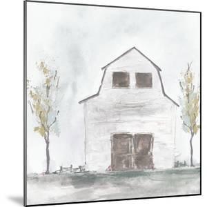 White Barn IV by Chris Paschke